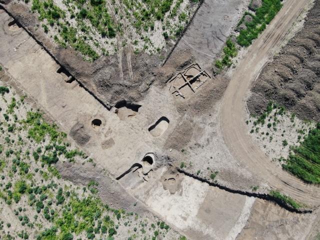 Archeologický prieskum a terénne úpravy